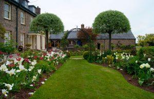 Great Campston & The Billiard Room Gardens